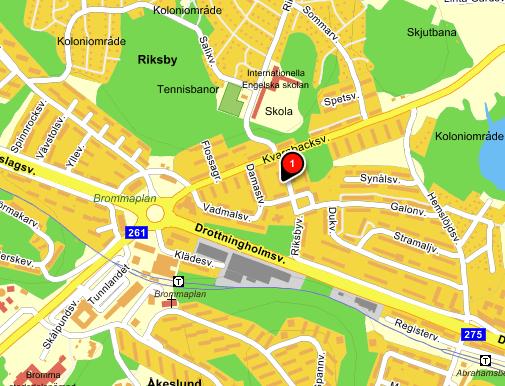 Må Bra i Riksby Riksbyvägen 19b
