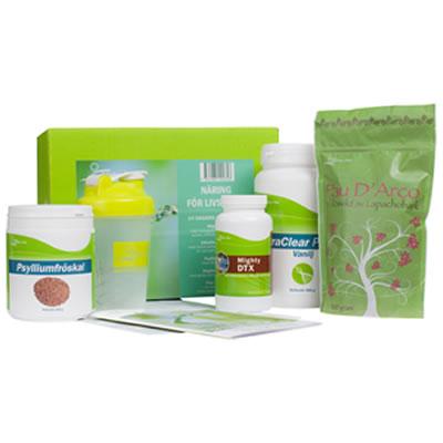 Ett 14 dagars Detoxprogram för dig som vill rena och rensa kroppen