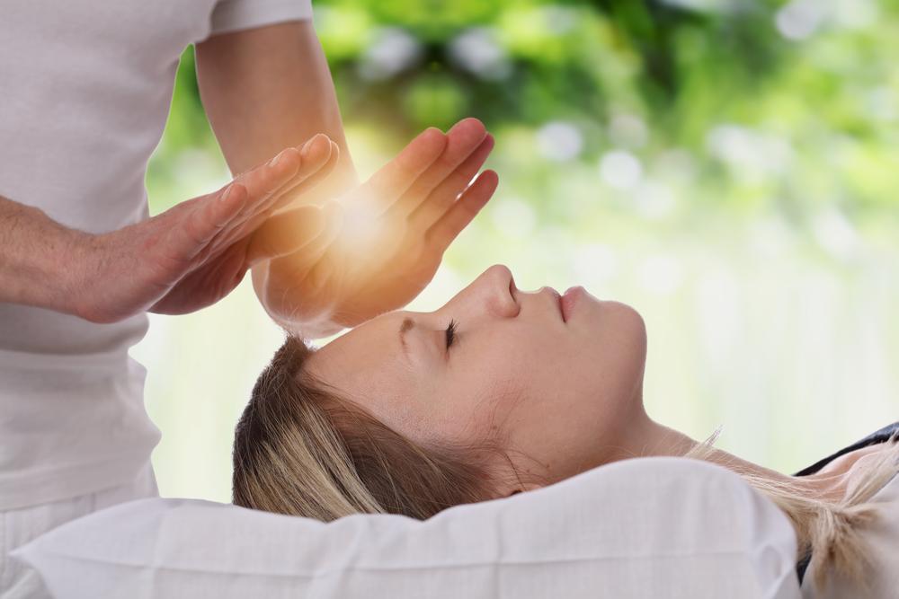 Healing massage Stockholm